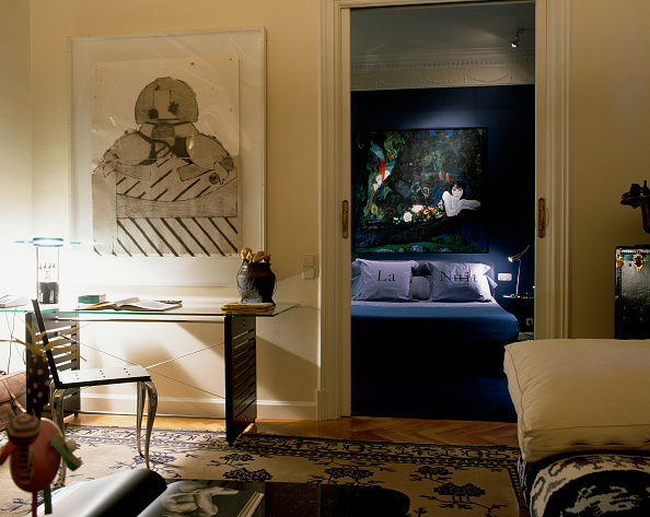 Cushion「View of a painting in a well designed room」:写真・画像(14)[壁紙.com]