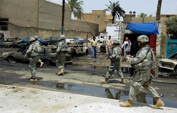 Baath Party「Car Bomb Kills 1 in Baghdad」:写真・画像(18)[壁紙.com]