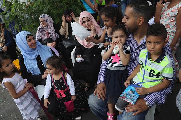 Holiday - Event「Berlin Muslims Celebrate End Of Ramadan」:写真・画像(1)[壁紙.com]