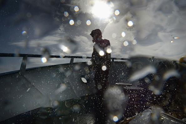 Christopher Furlong「Scottish Trawlermen Work The Waters Of The North Atlantic」:写真・画像(5)[壁紙.com]