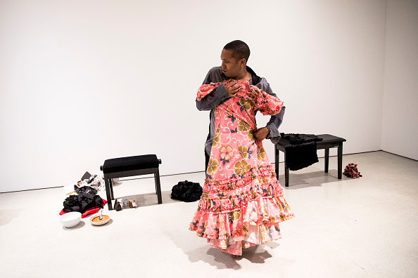 アート「Trajal Harrell: Hoochie Koochie, A Performance Exhibition」:写真・画像(12)[壁紙.com]