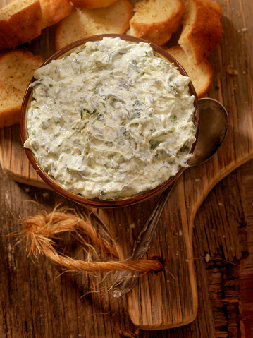 Party - Social Event「Spinach Dip with Crusty Bread」:スマホ壁紙(14)