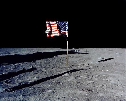 Flag「30th Anniversary of Apollo 11 Moon Mission」:写真・画像(9)[壁紙.com]
