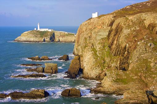 アイリッシュ海「North West Wales」:スマホ壁紙(17)