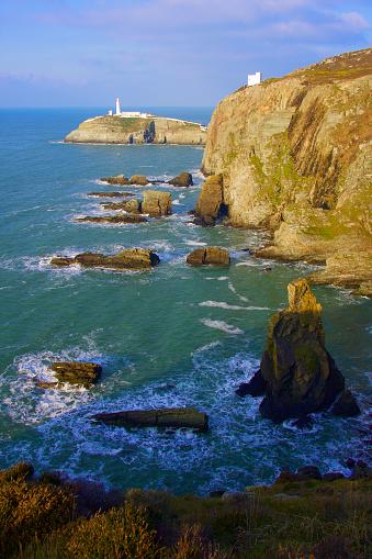 アイリッシュ海「North West Wales」:スマホ壁紙(16)