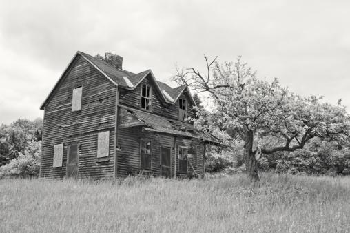 ハロウィン「お化けファームハウススプーキーと、去りを面白半分廃墟となった」:スマホ壁紙(0)
