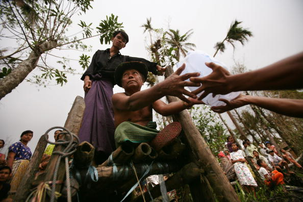 Remote Location「Cyclone Aid Starts To Trickle In To Burma」:写真・画像(18)[壁紙.com]