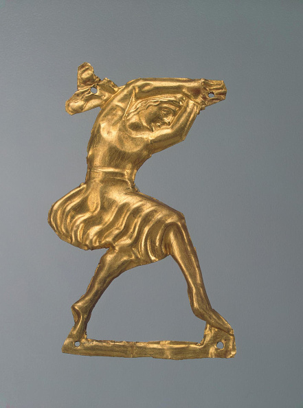 Ancient Greece「Gold plaque in the form of a dancing woman, 330-300 BC」:写真・画像(17)[壁紙.com]