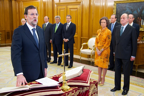 Mariano Rajoy Brey「President Mariano Rajoy Is Sworn In」:写真・画像(5)[壁紙.com]