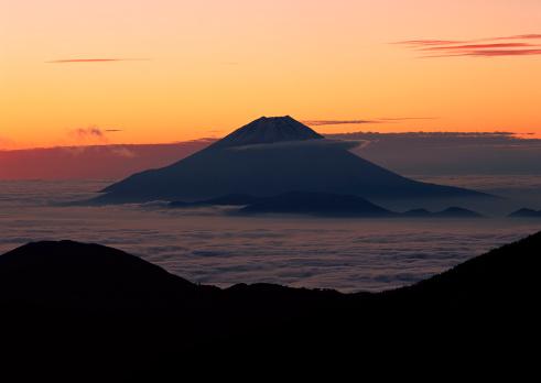 Mt Fuji「Mt. Fuji」:スマホ壁紙(10)