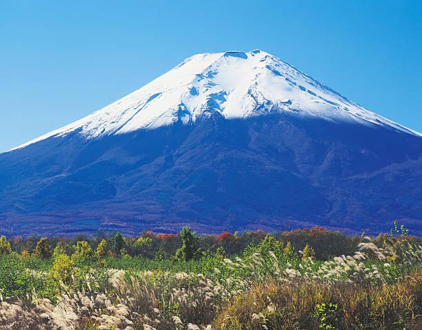 Mt. Fuji:スマホ壁紙(壁紙.com)