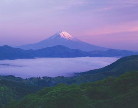 February「Mt. Fuji」:スマホ壁紙(15)