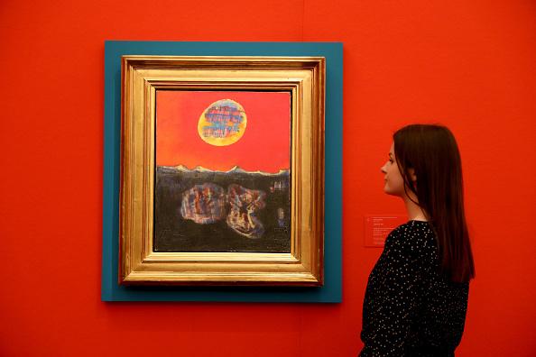 Tristan Fewings「Impressionist, Modern & Surrealist Art Evening Sale Preview at Sotheby's London」:写真・画像(13)[壁紙.com]