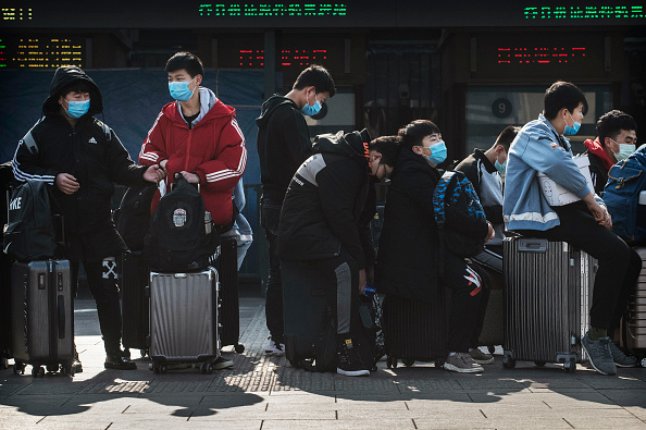 Chinese Culture「Concern In China As Mystery Virus Spreads」:写真・画像(19)[壁紙.com]