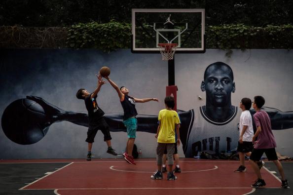 バスケットボール「China Daily Life」:写真・画像(16)[壁紙.com]