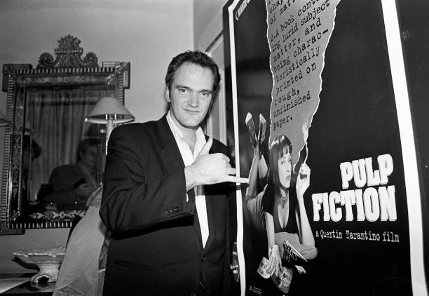 Quentin Tarantino London 1994:ニュース(壁紙.com)