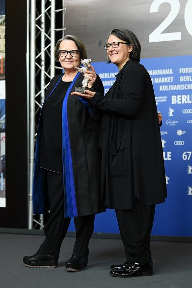ベルリン国際映画祭「Award Winners Press Conference - 67th Berlinale International Film Festival」:写真・画像(11)[壁紙.com]