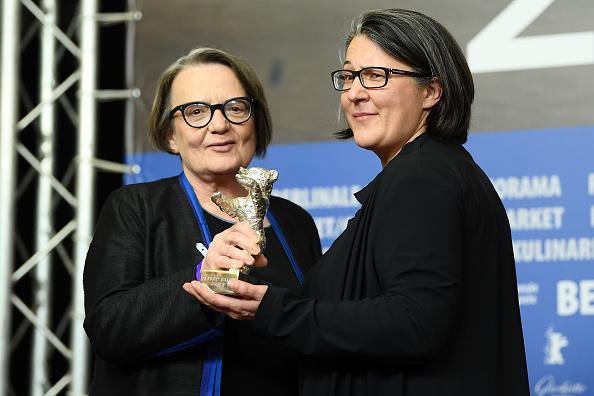ベルリン国際映画祭「Award Winners Press Conference - 67th Berlinale International Film Festival」:写真・画像(10)[壁紙.com]