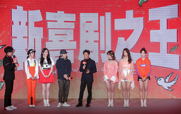Comedy Film「'The New King Of Comedy' Press Conference」:写真・画像(12)[壁紙.com]
