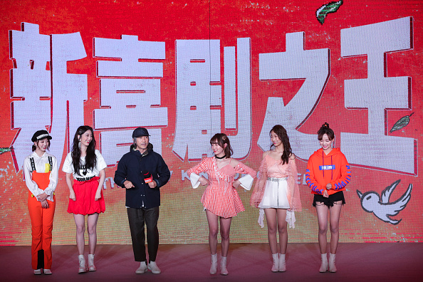 Comedy Film「'The New King Of Comedy' Press Conference」:写真・画像(16)[壁紙.com]
