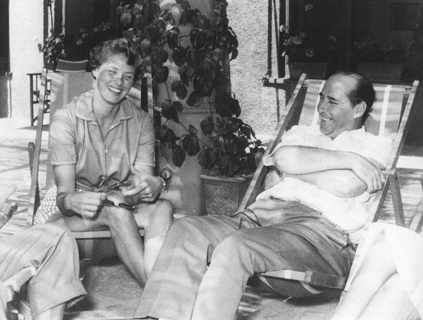Roberto Rossellini - Film Director「Roberto Rossellini And Ingrid Bergman」:写真・画像(16)[壁紙.com]