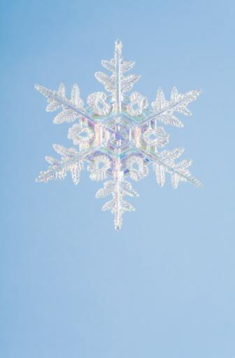 雪の結晶「Snowflake decoration」:スマホ壁紙(11)