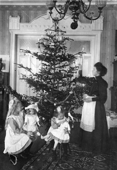 Edwardian Style「Christmas Tree」:写真・画像(6)[壁紙.com]