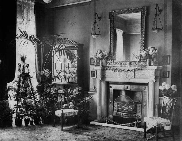 Edwardian Style「Fireplace」:写真・画像(17)[壁紙.com]