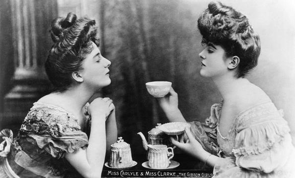 Tea「Gibson Girls」:写真・画像(4)[壁紙.com]