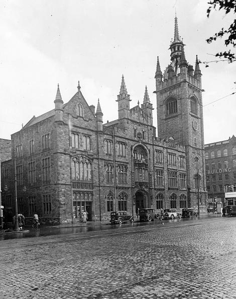 Gothic Style「Belfast Assembly」:写真・画像(12)[壁紙.com]
