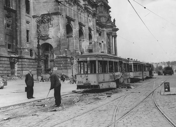Ruined「Berlin Bomb Damage」:写真・画像(8)[壁紙.com]