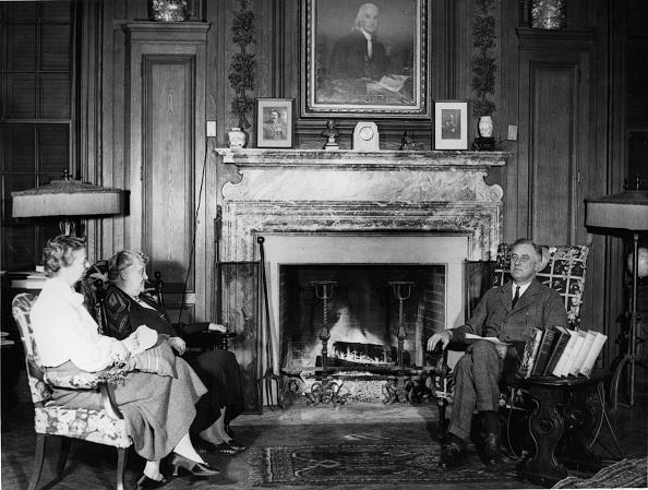 Franklin Roosevelt「Nation's Address」:写真・画像(0)[壁紙.com]