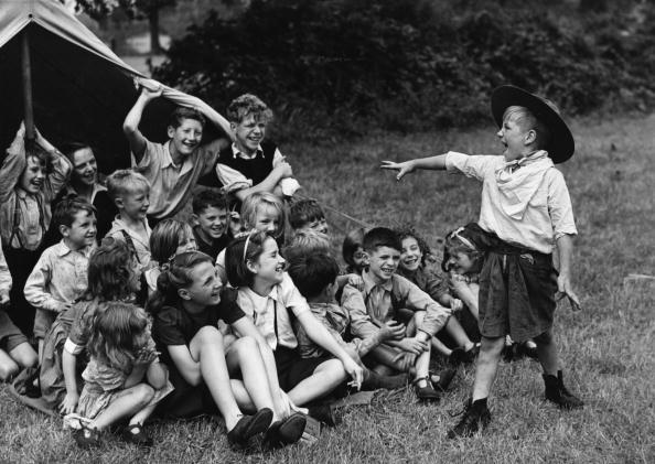 Leisure Activity「Scouts Entertain」:写真・画像(8)[壁紙.com]