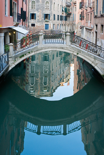 UNESCO「Canal and Reflection」:スマホ壁紙(10)