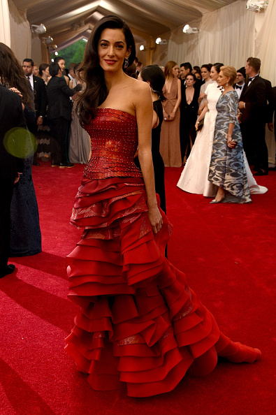 "Evening Gown「""China: Through The Looking Glass"" Costume Institute Benefit Gala - Arrivals」:写真・画像(19)[壁紙.com]"