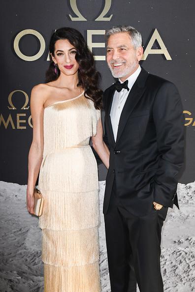 Amal Clooney「OMEGA 50th Anniversary Moon Landing Event」:写真・画像(10)[壁紙.com]