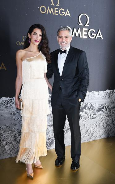 Amal Clooney「OMEGA 50th Anniversary Moon Landing Event」:写真・画像(8)[壁紙.com]