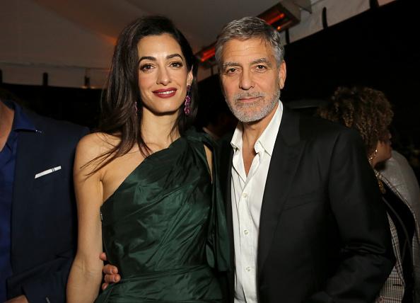 "George Clooney「Premiere Of Hulu's ""Catch-22""」:写真・画像(7)[壁紙.com]"