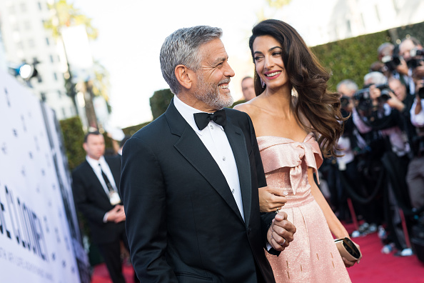 Amal Clooney「American Film Institute's 46th Life Achievement Award Gala Tribute to George Clooney - Reception」:写真・画像(4)[壁紙.com]