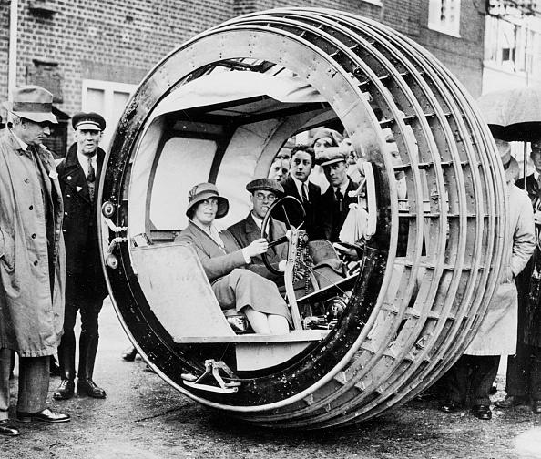 Dynasphere「1932 Purves Dynasphere. Creator: Unknown.」:写真・画像(2)[壁紙.com]