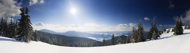 エクストリームスポーツ「Carpathians ます。山雪 cowered 、」:スマホ壁紙(5)