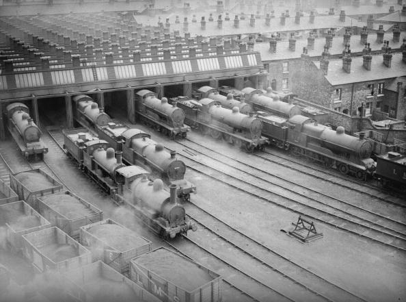 Euston Station「Euston Sheds」:写真・画像(14)[壁紙.com]