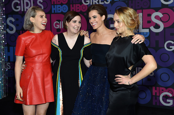 季節「'Girls' Season Four Premiere - Arrivals」:写真・画像(7)[壁紙.com]