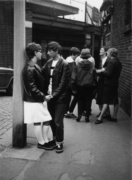 Teenager「British Mods」:写真・画像(12)[壁紙.com]