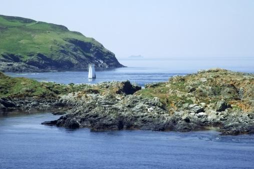 Isle of Man「Pretty coastline, the Sound, Isle of Man, U.K.」:スマホ壁紙(9)
