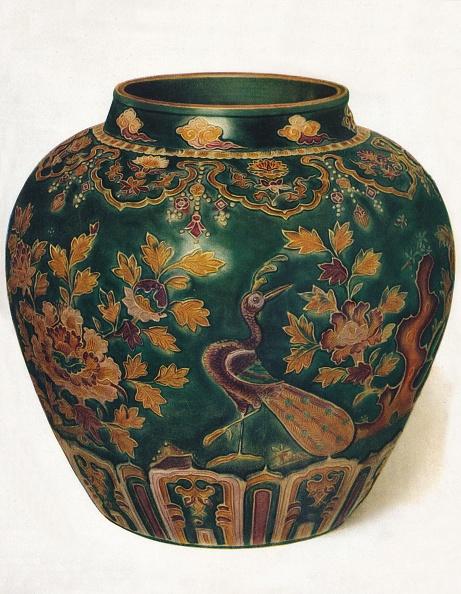 Costume Jewelry「'Wine Jar: Ming Dynasty', c1500, (1936)」:写真・画像(16)[壁紙.com]
