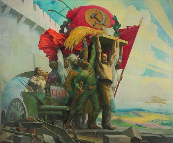 Painting - Activity「Soviet Union - Friendship Of Peoples」:写真・画像(15)[壁紙.com]