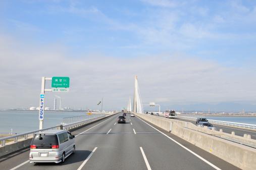 Kinki Region「Highway , Mie Prefecture, Japan」:スマホ壁紙(0)