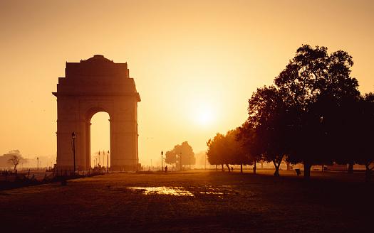 Delhi「India Gate New Delhi」:スマホ壁紙(10)
