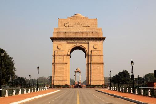 Delhi「India Gate」:スマホ壁紙(0)